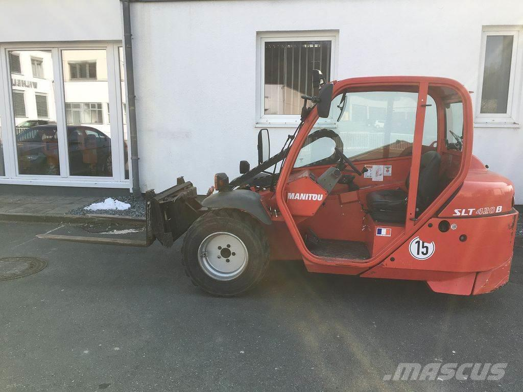 Manitou SLT 420 B Twisco