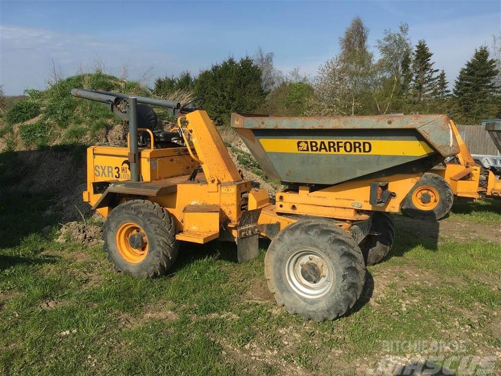 Barford SXR3000