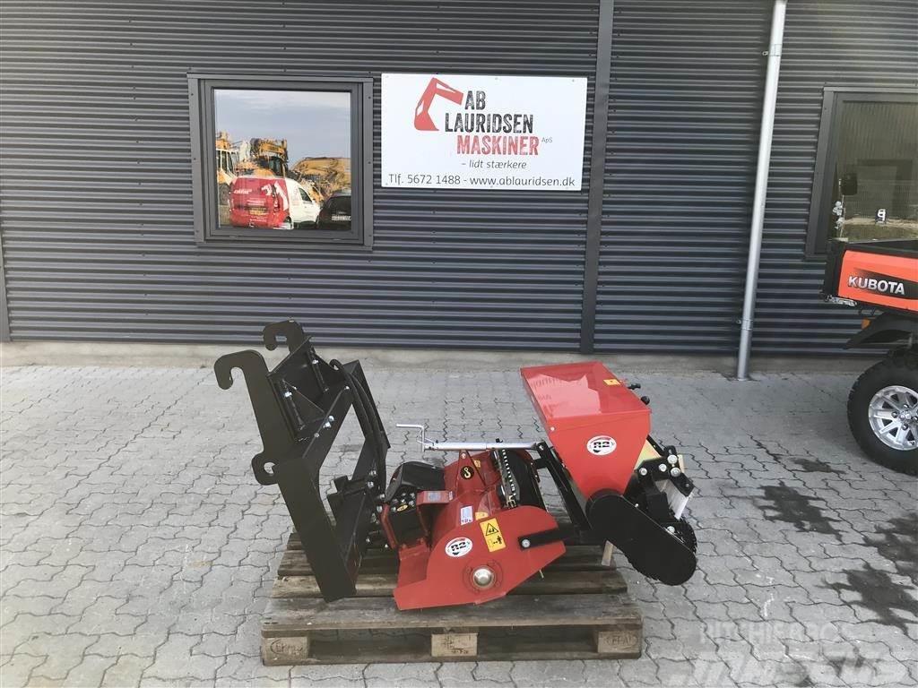 Condor 62l hydraulisk stennedlægningsfræser med så