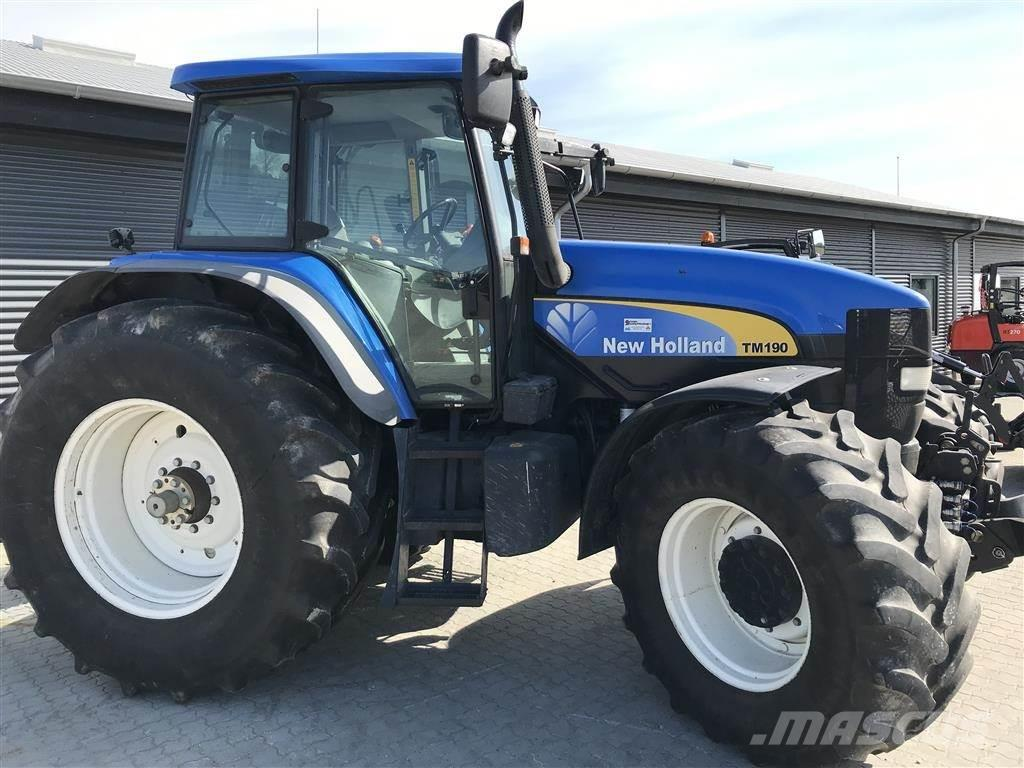 New Holland TM 190 SS