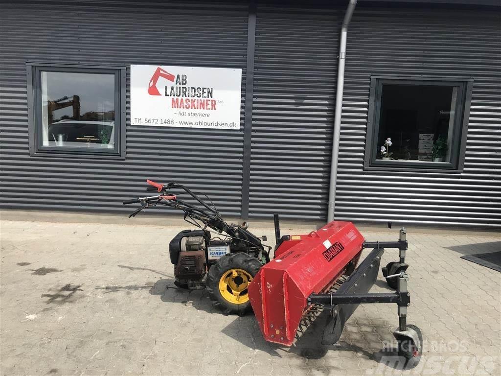 [Other] Ferrai traktor med 125cm stenrive