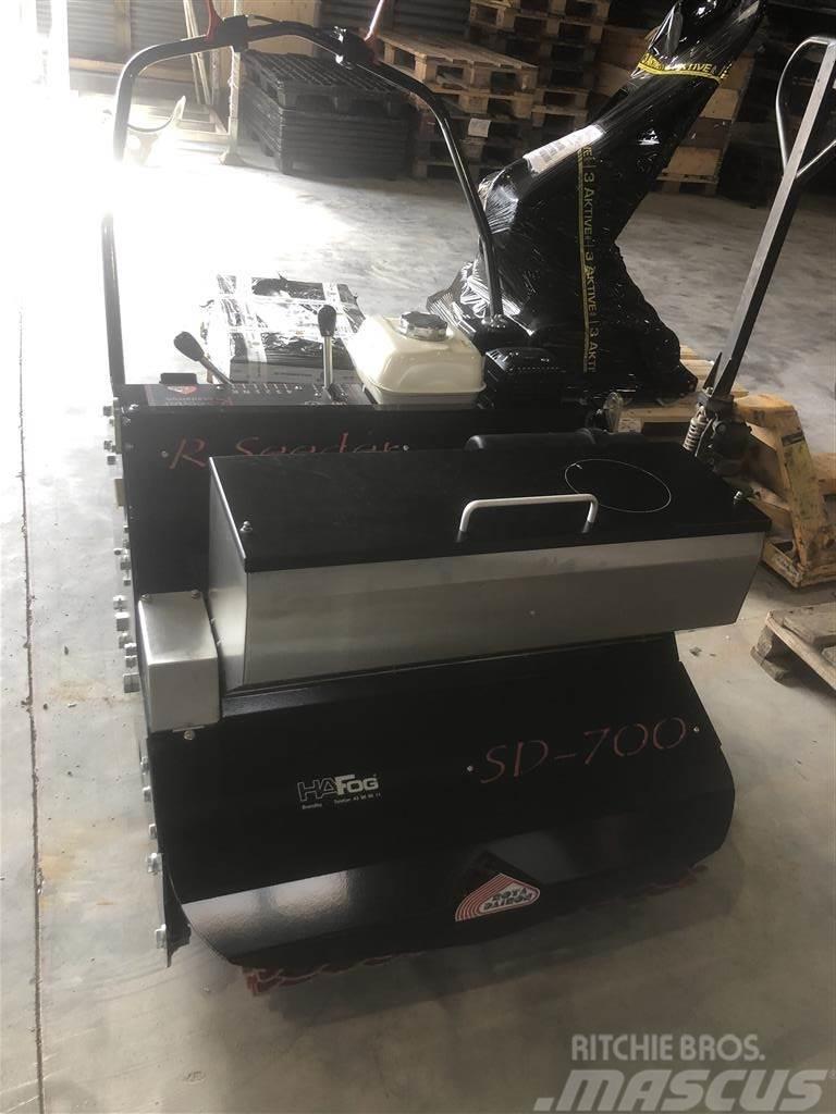 [Other] RotaDairon SD700 selvkørende såmaskine