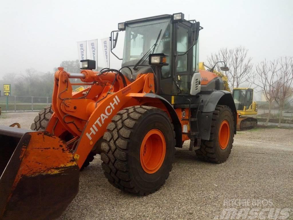 Hitachi ZW 140