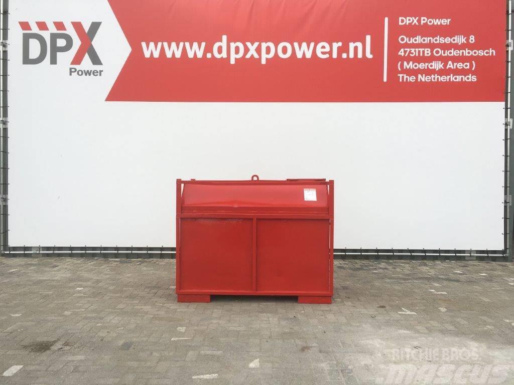[Other] Diesel Fuel Tank 1250 Liter - DPX-10885