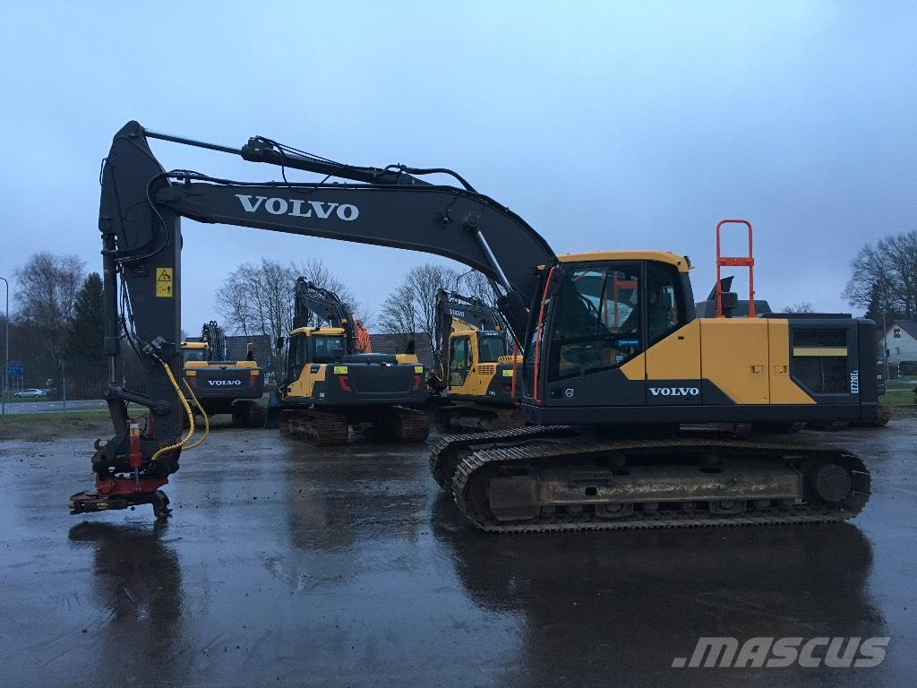 Volvo EC 220 EL
