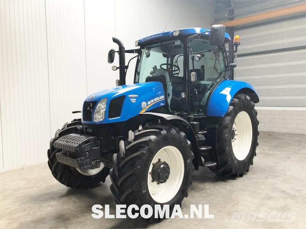 New Holland NH T6.160AC