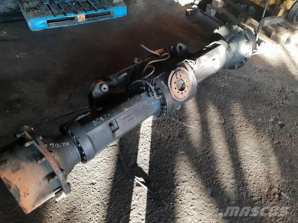 Komatsu 901 TX Rear axle
