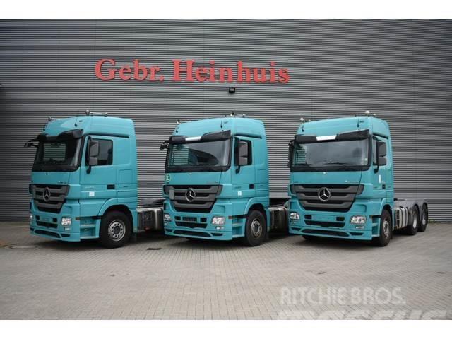 Mercedes-Benz Actros 2655 6x4 Megaspace Bluetec 5!