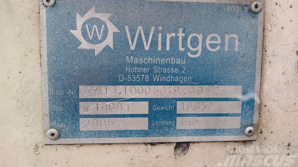 Wirtgen W1000F