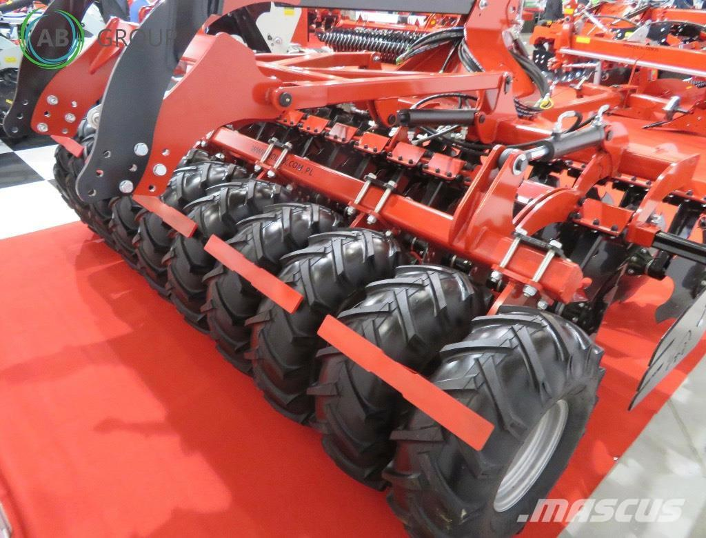 [Other] Rolex Disc Harrow 3m/Saatbeetkombination/Grada ráp
