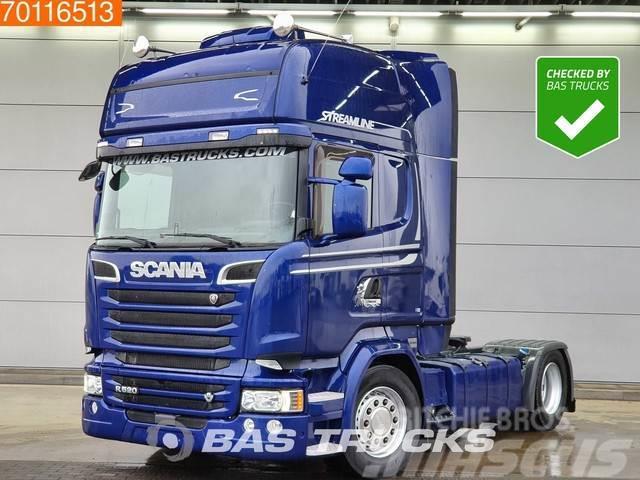 Scania R520 4X2 Topline V8 Retarder ACC Euro 6