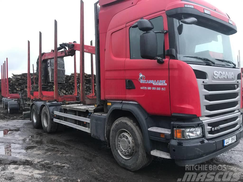 Scania G 410