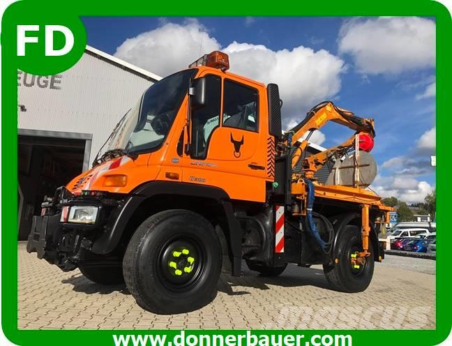 Unimog Unimog U300, viele Extras, Transport to UK