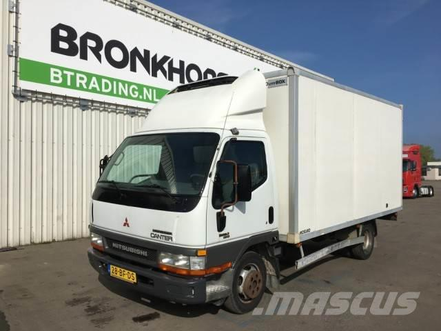 Mitsubishi Canter 3.0 DI-D Cooled Box | 5451
