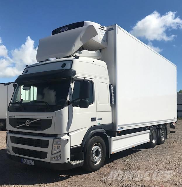 Volvo FH460 Kyl & Frysbil Methane / Diesel FNA (100120)