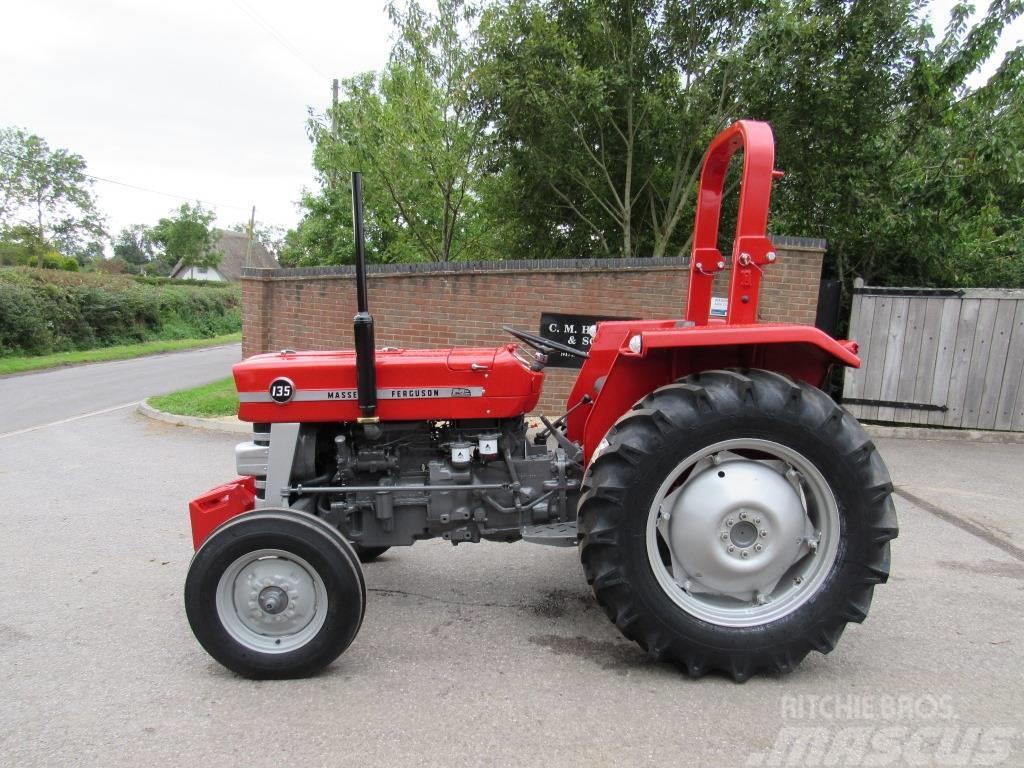 Massey Ferguson 135, Tractors ...