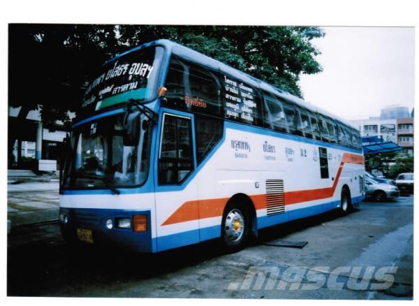 Mercedes-Benz 25-19-HINO EF 750, 2003, Intercity Bus