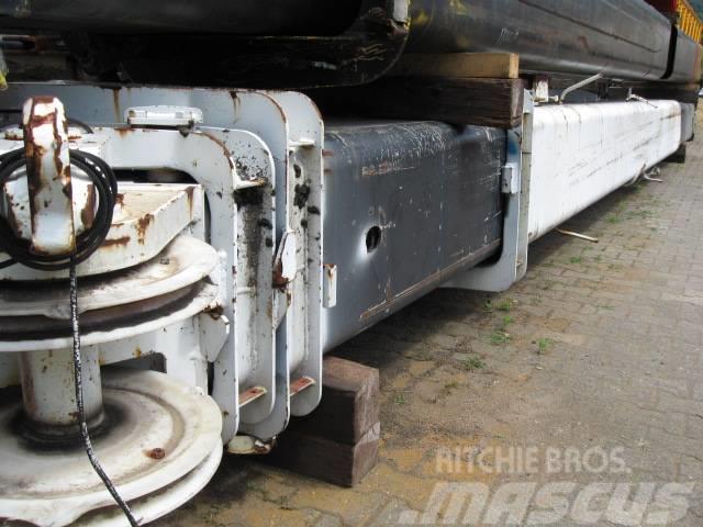 Krupp KMK 4070 Ausleger/boom