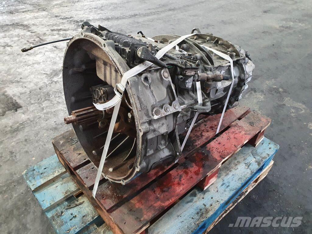 ZF 12AS1420TO