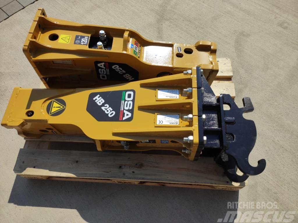 OSA HB250 Hydraulikhammer