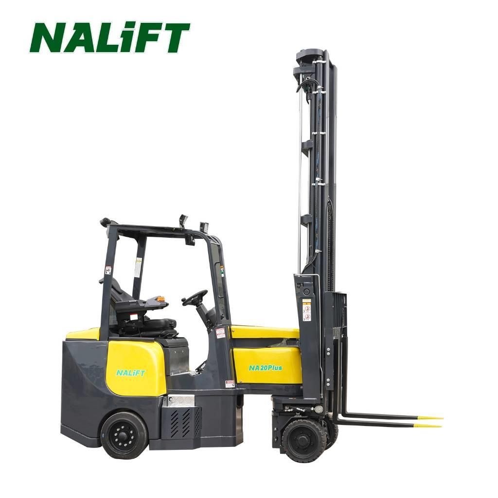 [Other] NALIFT  Articulated Narrow Aisle Forklift Master