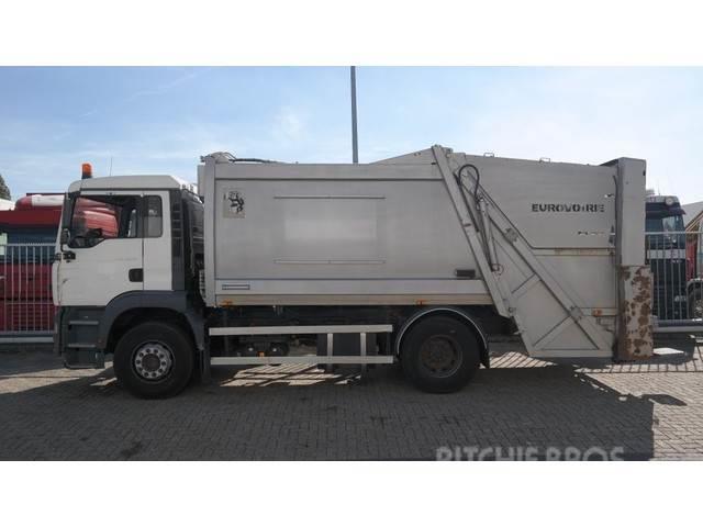 MAN TGA18.310 4X2 GARBAGE TRUCK EUROVOIRIE CONSTRUCTIO