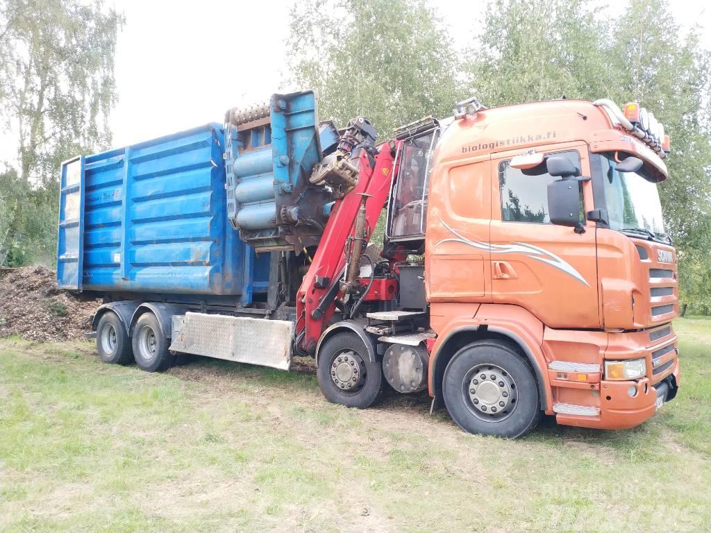 Bruks / Scania 805.2 CT
