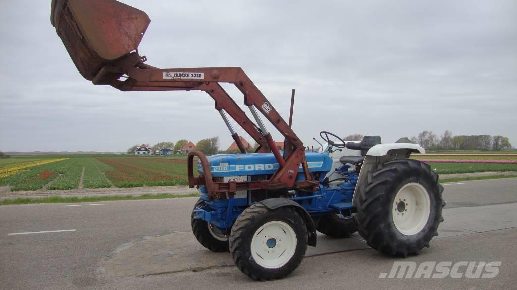 Ford 2110 Tractor : Ford tractors price £ year of manufacture