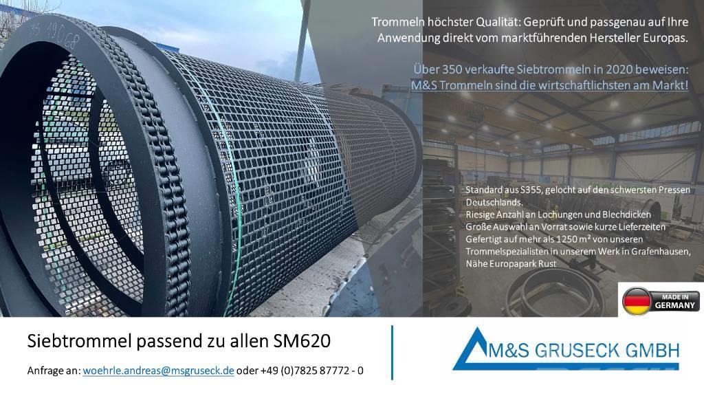 [Other] M&S Gruseck Siebtrommel passend zu Doppstadt SM620