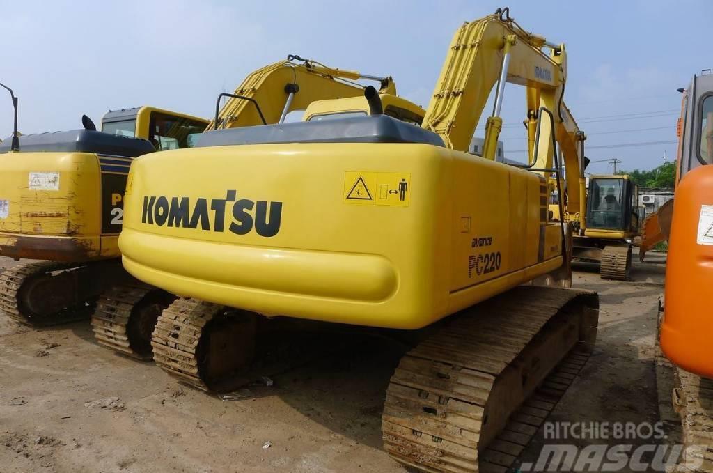 Komatsu PC220-6