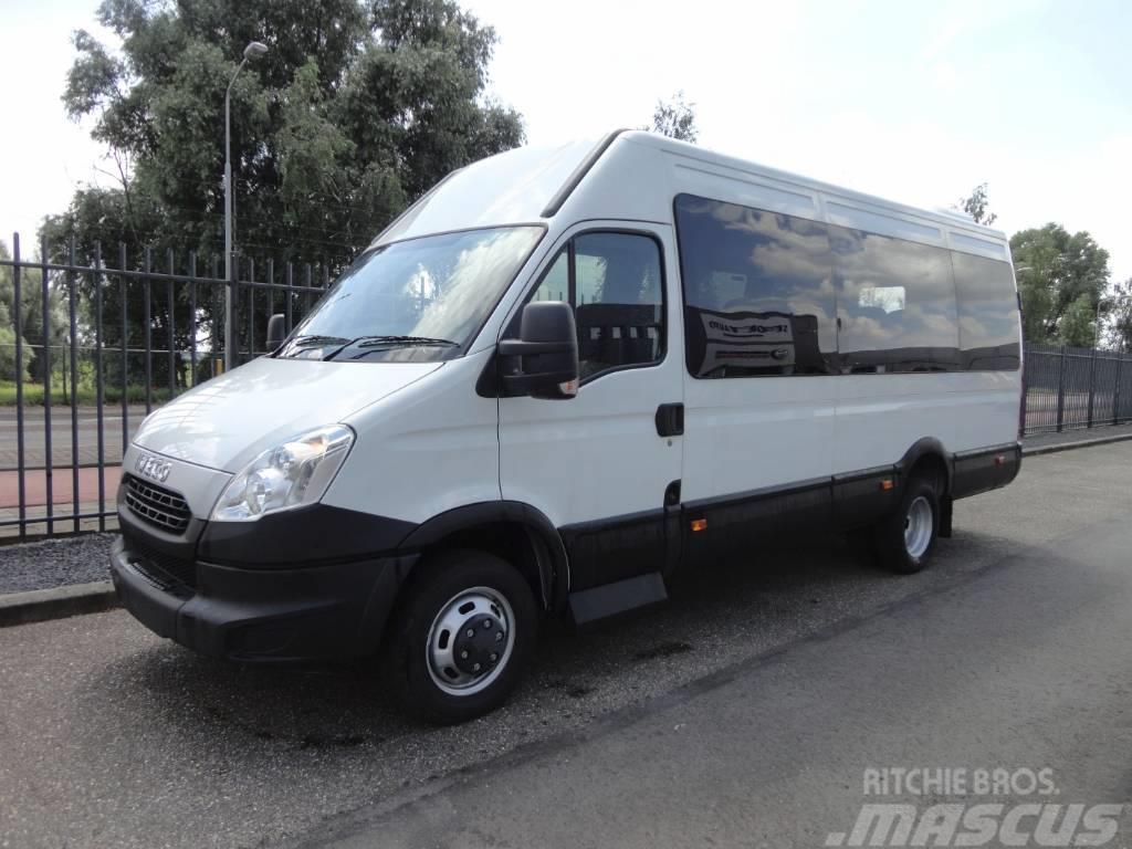 iveco daily 50c15v mini bus 18 person bouwjaar 2014 minibus mascus nederland. Black Bedroom Furniture Sets. Home Design Ideas