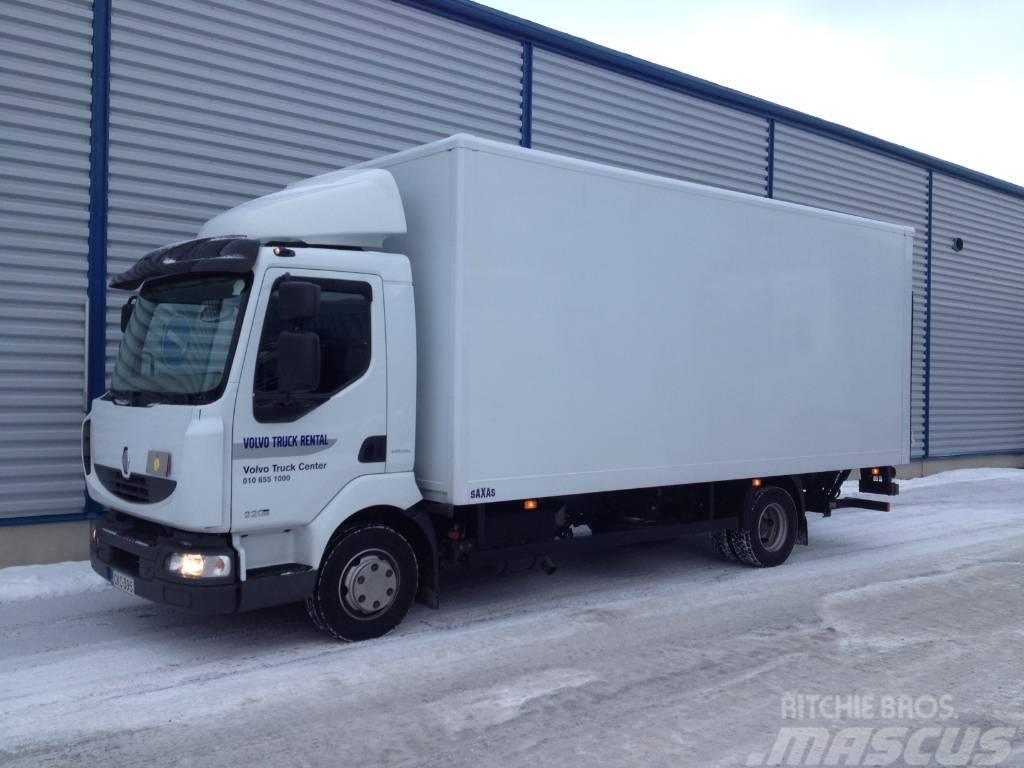 Renault MIDLUM 220.08, umpikori 7,5 tn