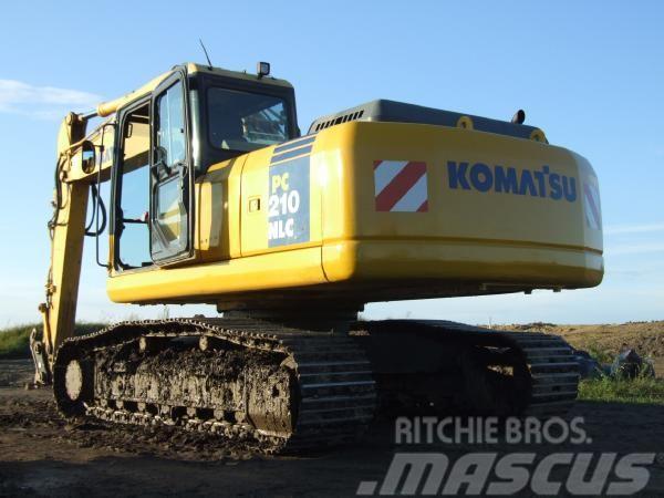 Komatsu PC210-7