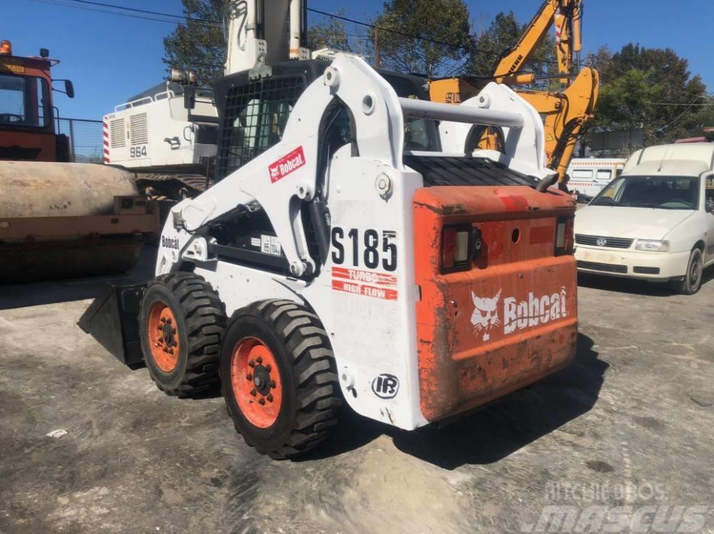 Bobcat S185 HIGH FLOW