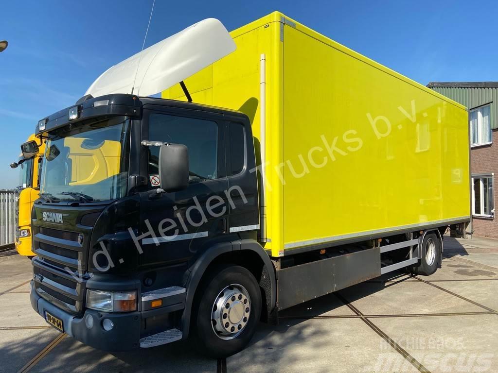 Scania P 380 B 4X2 Box L775 B250 H280 | APK | LBW