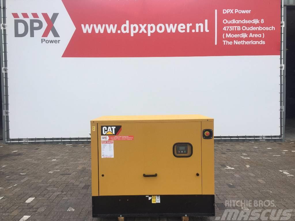 Caterpillar DE22E3 Telecom Edition - 22 kVA - DPX-18003-T