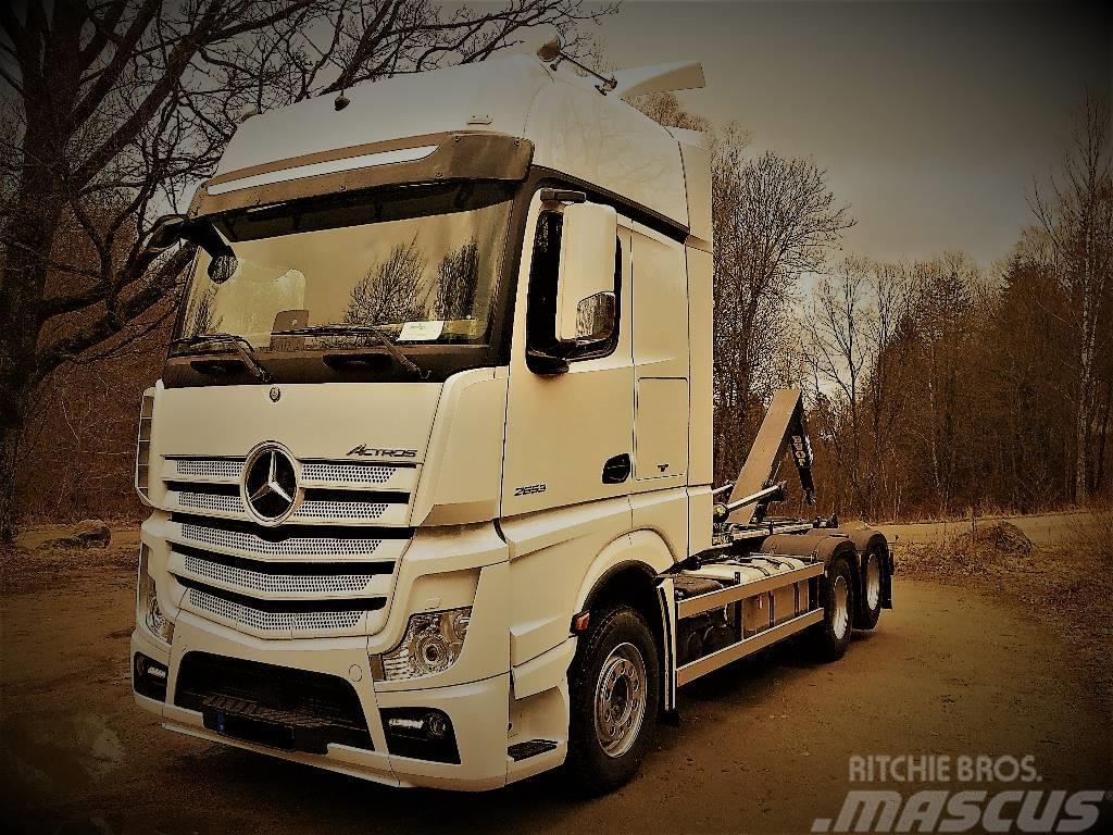 Mercedes-Benz Actros 2653 LL 6x2 4600