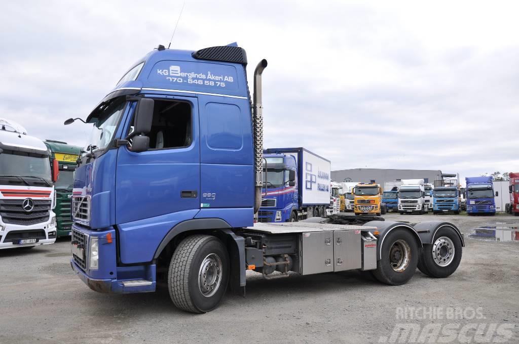 Volvo FH16 660 6X2