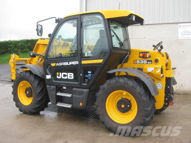 JCB 538-60 Agri Super