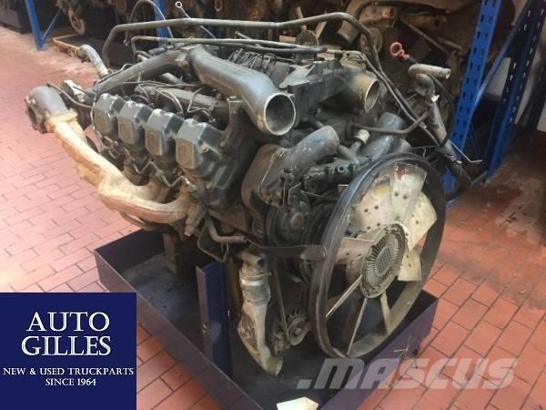 Mercedes-Benz OM402LA / OM 402 LA LKW Motor