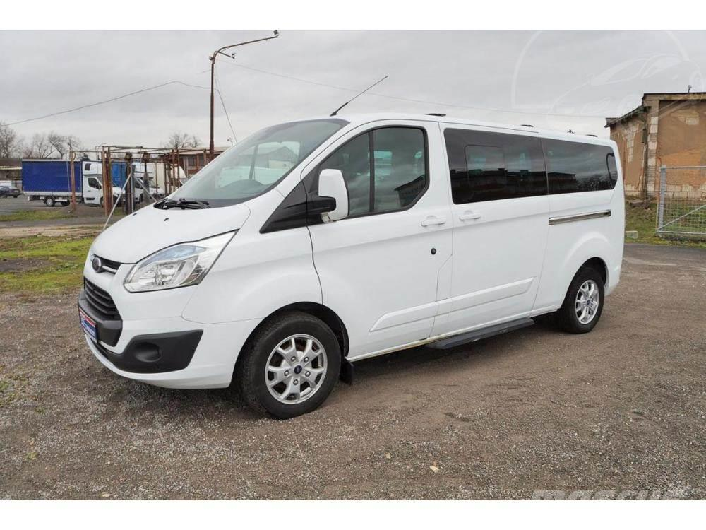 Used Ford Tourneo Custom 22114kw 9mst Trend Mini Bus Year 2013