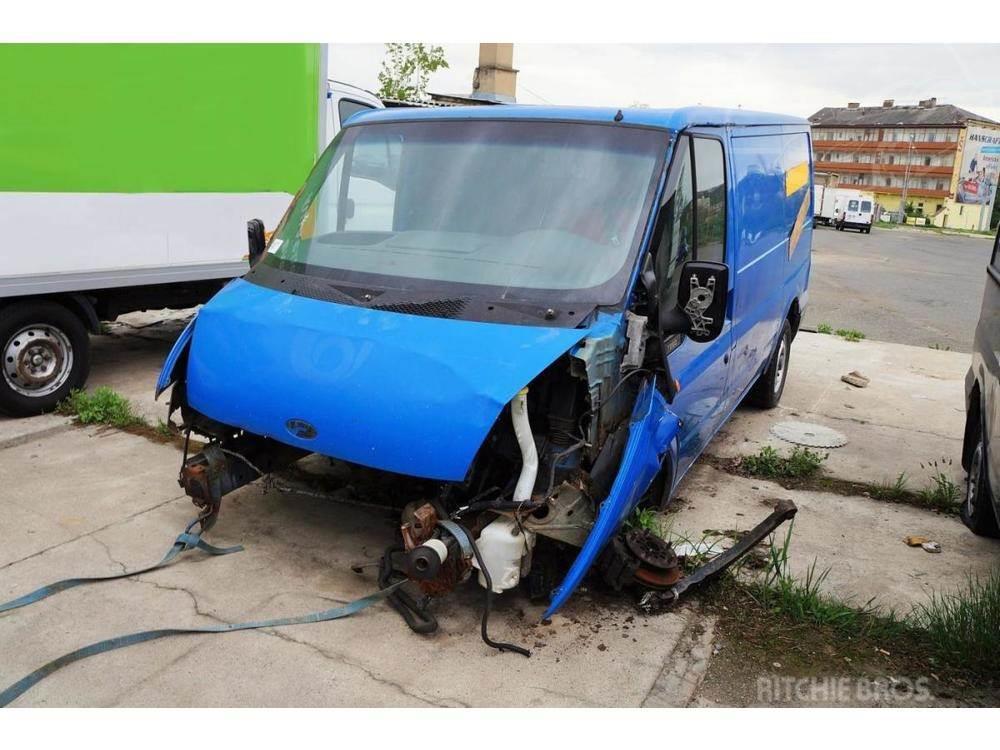 Ford Transit 2.0TDDi/55kw L1H1 nepojízdné