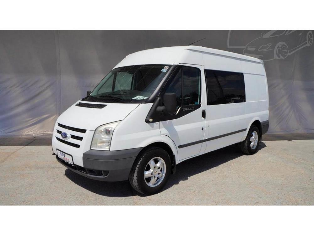 Ford Transit 2.2Tdci/85kw L2H2 5míst/spaní