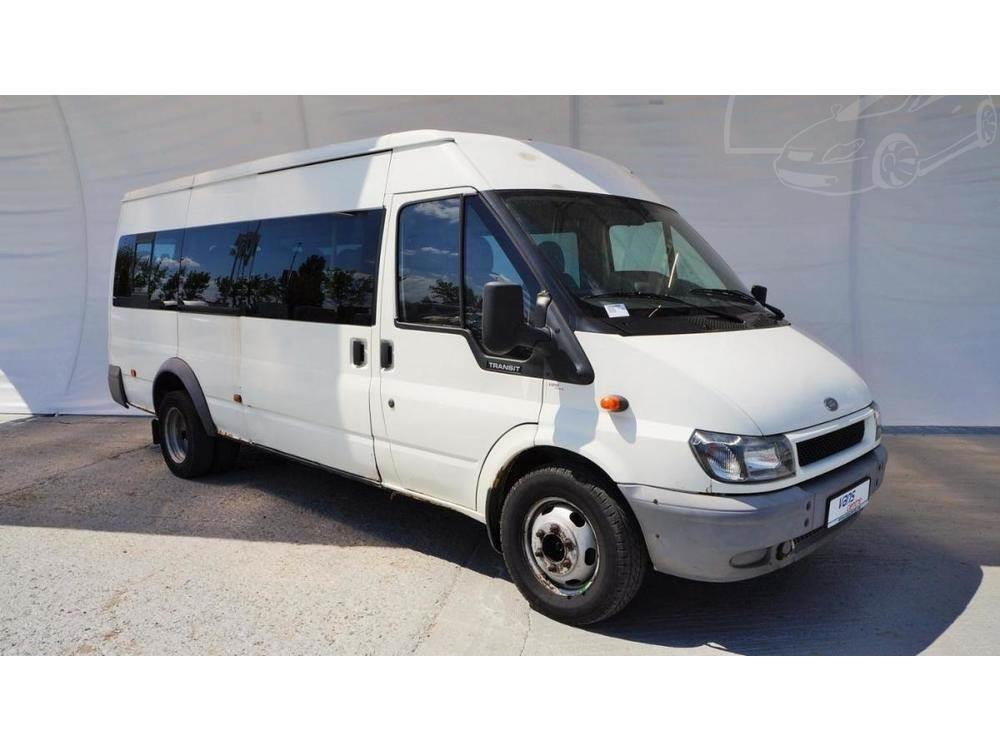 Ford Transit 2.4TDCI/92kw BUS 17míst/tuplák