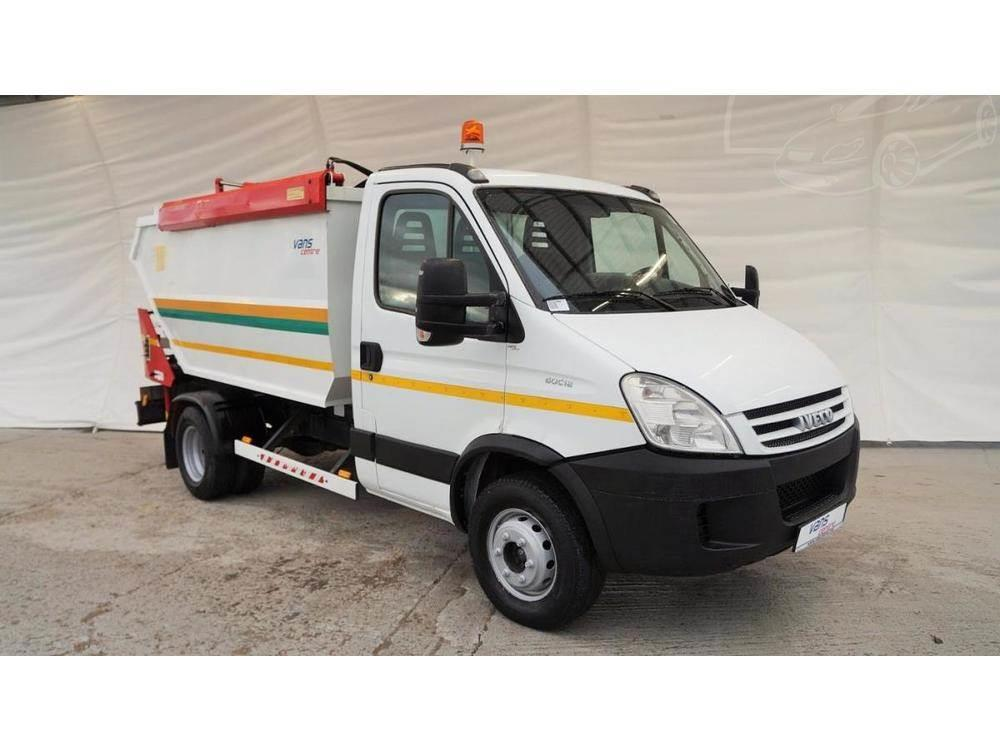 Iveco Daily 65C18 KOMUNAL.ODPAD