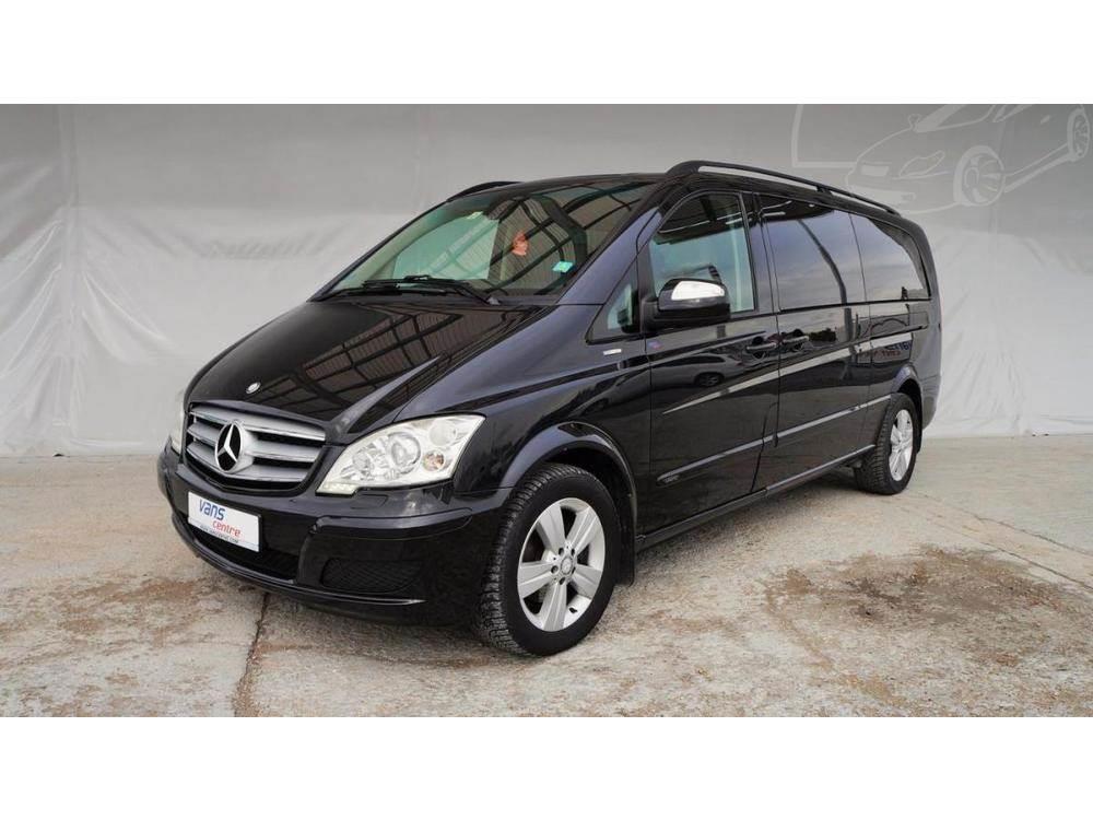 Mercedes-Benz Viano 2.2/extraL/8míst/ČR