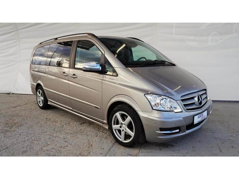 Mercedes-Benz Viano 2,2/120KW 7míst/klima