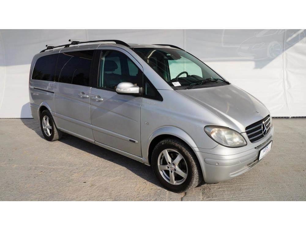 Mercedes-Benz Viano 3.0 7míst/plná výbava