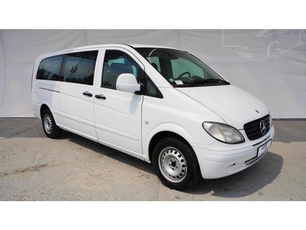 Mercedes Benz Vito 111 Ex Long 8mist Klima Mini Bus Price 8 045