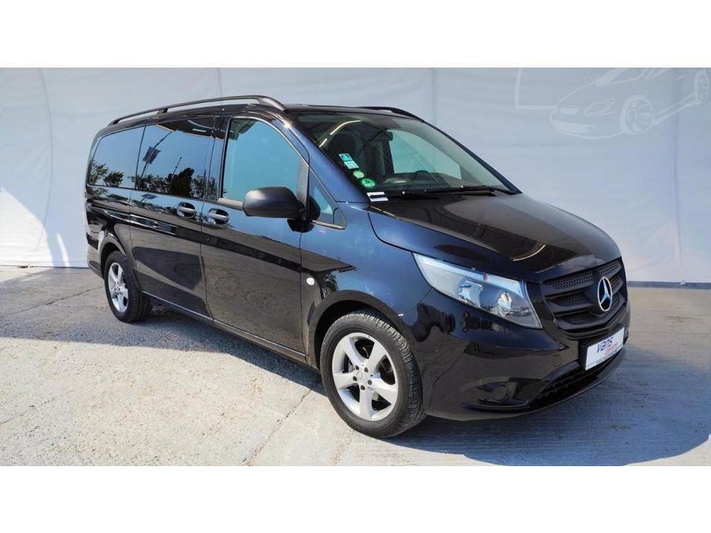 Mercedes-Benz Vito 116 9míst klima/automat